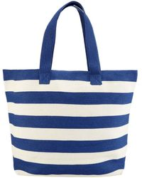 San Diego Hat Company - Wide Stripe Tote - Lyst