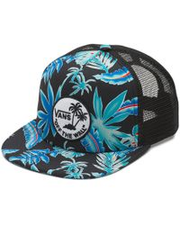 Vans - Surf Patch Trucker Hat - Lyst