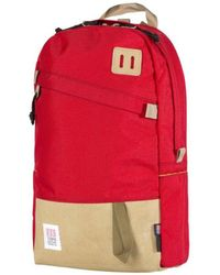 Topo Designs - Daypack Leather - Lyst