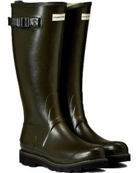 HUNTER - New Balmoral Poly-lined Rain Boot - Lyst