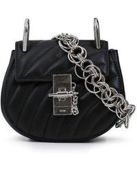 Chloé - Drew Jeweled Mini Bag - Lyst