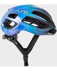 Paul Smith - Kask 'Blue Gradient' Protone Cycling Helmet - Lyst