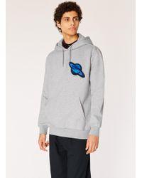 Paul Smith - Saturn Applique Sweatshirt - Lyst