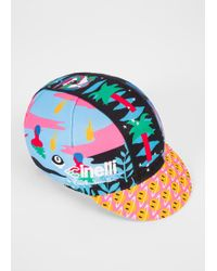 Paul Smith - Cinelli  Magic Eight Monster  Cycling Cap - Lyst 516d84293505
