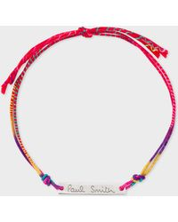 Paul Smith - Rachel Entwistle - Friendship Bracelet - Lyst