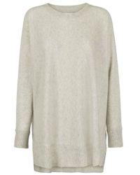 Samsøe & Samsøe - Clairville O-neck Sweater - Lyst