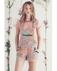 Dress Gallery - Sydney Playsuit - Lyst