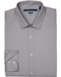 Perry Ellis - Non-iron Regular Fit Essential Shirt - Lyst