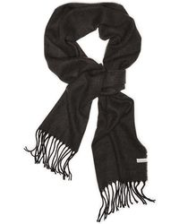 Perry Ellis - Rerversible Jacquard Scarf - Lyst