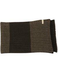 Perry Ellis - Birdseye Knit Scarf - Lyst