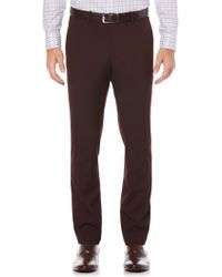 Perry Ellis - Slim Tonal Dress Pant - Lyst
