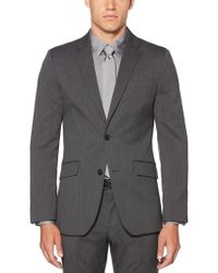 Perry Ellis - Slim Fit Heather Suit Jacket - Lyst