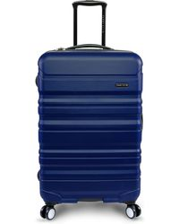 "Perry Ellis - 29"" Hamilton Upright Check Luggage - Lyst"