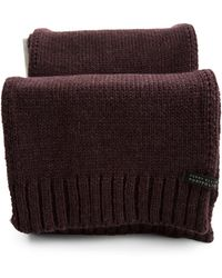 Perry Ellis - Chunky Knit Scarf - Lyst
