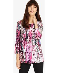 Phase Eight - Northern Lights Top - Lyst