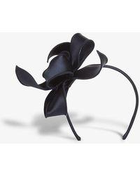Phase Eight - Allesandra Bow Headband - Lyst