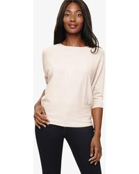 Phase Eight - Becca Shimmer Knitted Jumper - Lyst