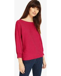 Phase Eight - Smart Becca Batwing Knit - Lyst