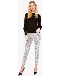 Phase Eight - Alva Leopard Print Jeans - Lyst