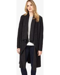 Phase Eight - Shontae Full Knitted Coat - Lyst