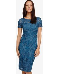 Phase Eight - Indra Tapework Dress - Lyst