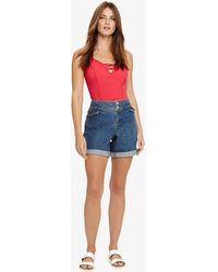 Phase Eight - Darenna Turn Up Shorts - Lyst