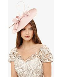 Phase Eight - Addison Disc Fascinator - Lyst