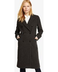 Phase Eight | Hadley Herringbone Crombie Coat | Lyst