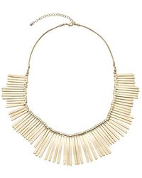 Phase Eight - Pippa Fan Necklace - Lyst