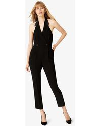 Phase Eight - Tahlia Tux Jumpsuit - Lyst
