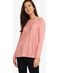 Phase Eight - Terza Fine Sparkle Swing Knit - Lyst