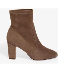 Phase Eight - Tallulah Sock Boots - Lyst