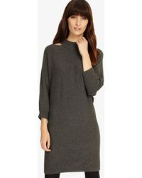 Phase Eight - Colletta Cut Neck Dress - Lyst