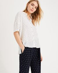80befeb5 Phase Eight - Coleen Star Shirt - Lyst