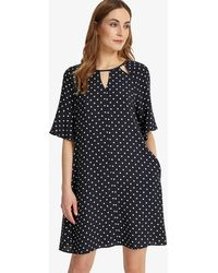 Phase Eight - Zoe Spot Dress - Lyst