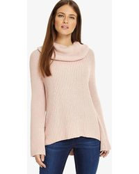 Phase Eight - Cateline Cowl Swing Knitted Jumper - Lyst