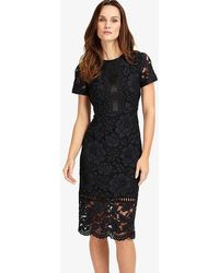 Phase Eight - Darena Lace Dress - Lyst