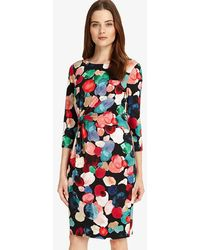 Phase Eight - Artist Pallet Dress - Lyst