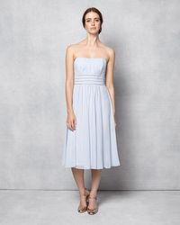Phase Eight - Paola Short Beaded Dress - Lyst