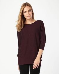 Phase Eight - Becca Batwing Jumper - Lyst