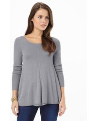 Phase Eight - Cali-anne Plain Knit Top - Lyst
