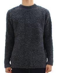 Blood Brother - Founder Knit Sweatshirt Black - Lyst