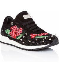 3b32b68b8357 Philipp Plein - Lo-top Sneakers