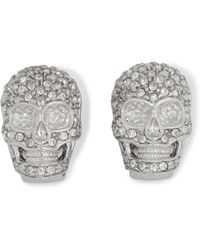 "Philipp Plein - Earrings ""right Now"" - Lyst"