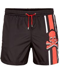 931d589133 Lyst - Philipp Plein Beachwear Trousers