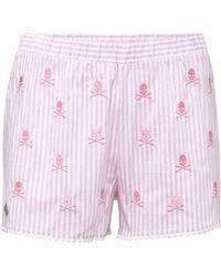 "Philipp Plein - Short Trousers ""lift Me Up"" - Lyst"