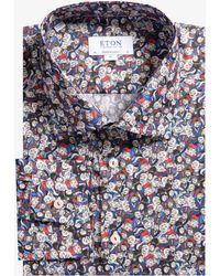 Eton of Sweden - Contemporary Fit Japanese Design Shirt - Lyst