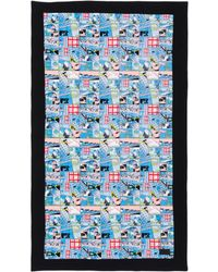 Prada - All Designer Products - Cotton Terry Beach Towel - Lyst
