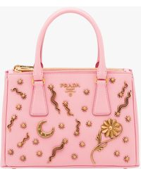 Prada - All Designer Products - Galleria Bag - Lyst