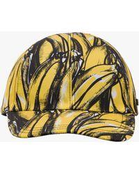 Prada | Printed Nylon Baseball Cap | Lyst